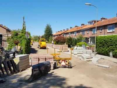Verkeersomleiding door werkzaamheden Wittenhagen Zuid in Harderwijk