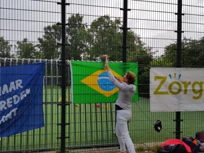 Sportkaravaan in Harderwijk geopend
