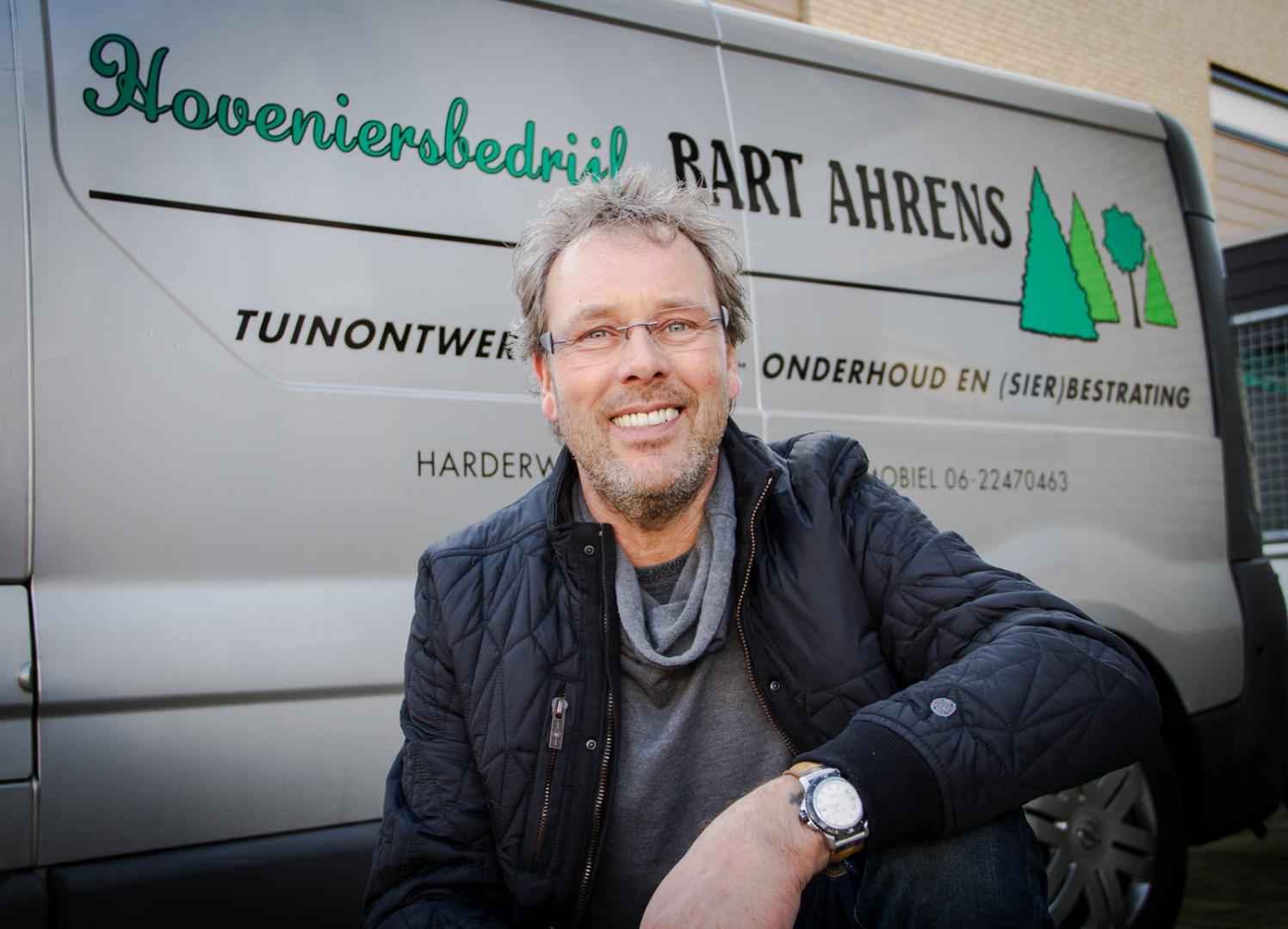 Hoveniersbedrijf Bart Ahrens
