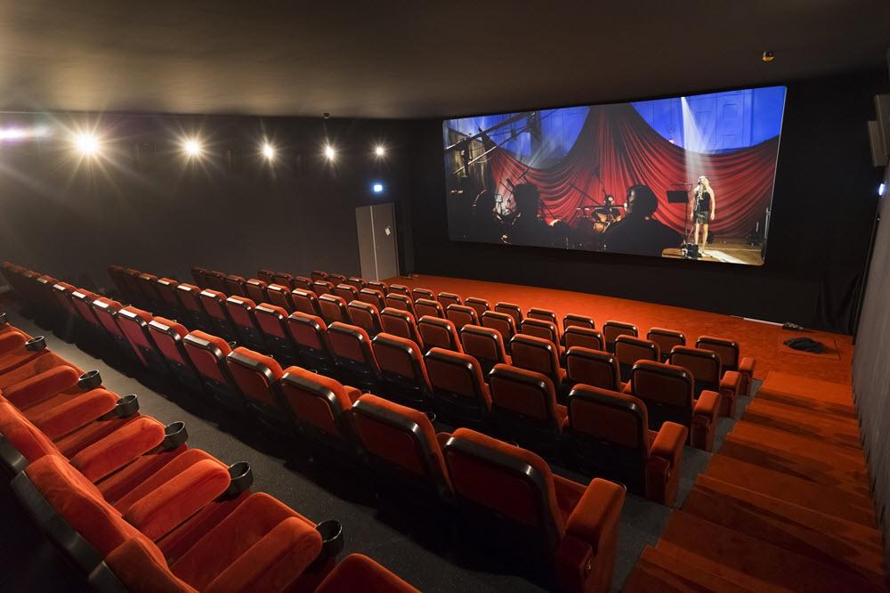 Leuke actie ivm opening van de nieuwste bioscoop van Harderwijk, Kok CinemaxX