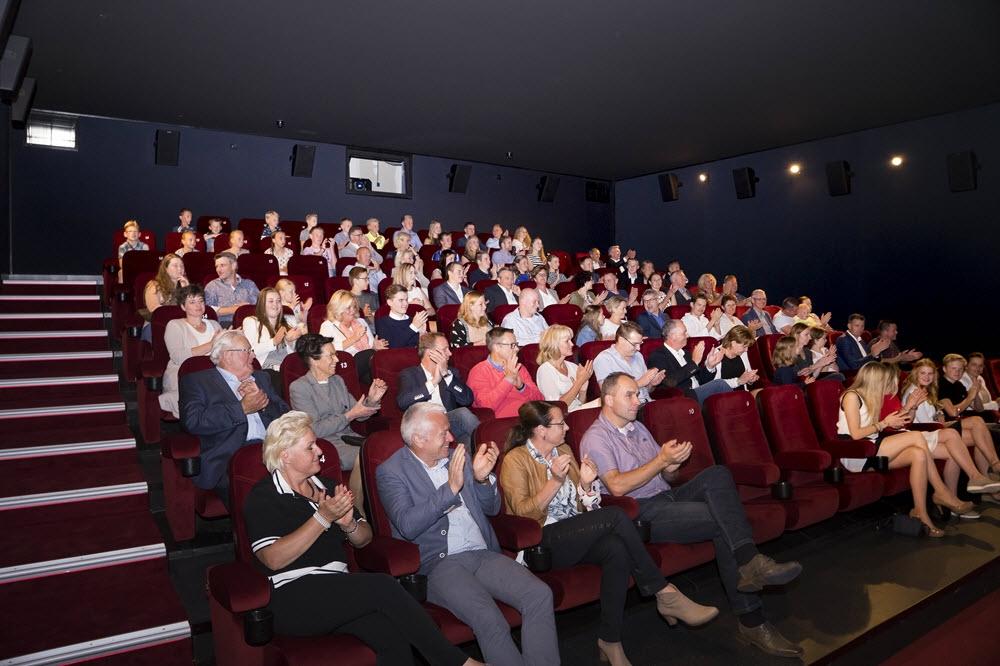 Succesvolle opening Kok Experience en Kok CinemaxX in Harderwijk