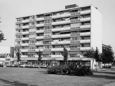 Herinner je je Harderwijk oude foto van Winkelcentrum Stadsdennen