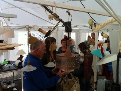 Snuffelmarkt zaterdag 6 augustus open