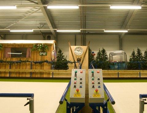 Opendagen Indoorski- en Snowboardcentrum Delphindoorski Ermelo
