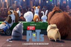De film Huisdierengeheimen bij Kok CinemaxX in Harderwijk