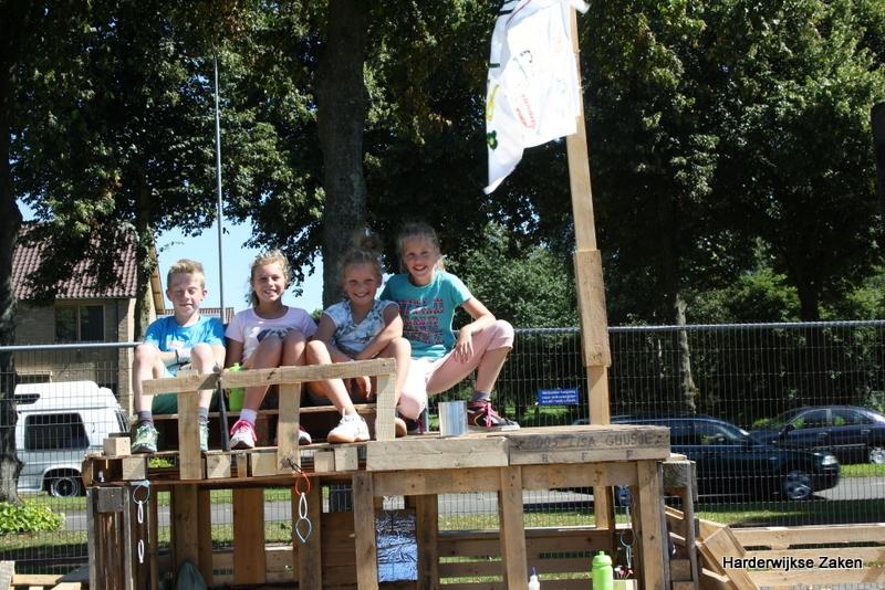 Huttenfeest Harderwijk dag 2 (foto's + video)
