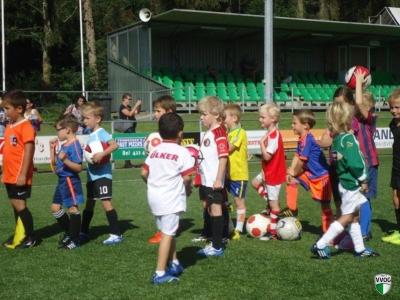 Voetbalschool Dolfijn bij VVOG gaat weer van start zaterdag 27 augustus