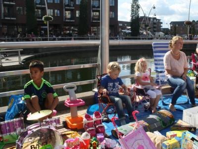 Triasfeest in Drielanden 3 september 2016