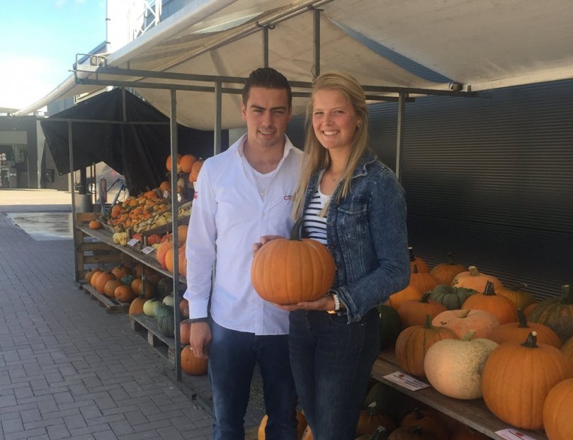 Welkom bij Pompoenenwinkel.nl voor al uw pompoenen en kalebassen, rechtstreeks van het land!
