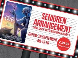 Senioren Special bij Kok Experience in Harderwijk