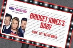 De film Bridget Jones's Baby bij Kok CinemaxX in Harderwijk