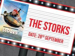 De film 'The Storks' bij Kok CinemaxX Harderwijk