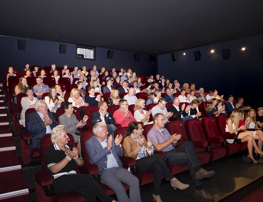 Filmoverzicht bioscoop Kok CinemaxX van 22 september tot en met 28 september 2016