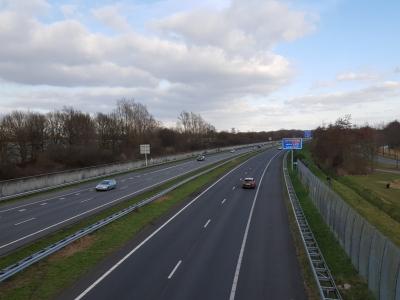 Christen Unie Harderwijk: Laat Gelderland geluidsscherm A28 betalen