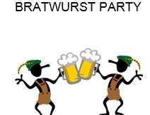 Oktober Bratwurst Fest bij Delphindoorski Ermelo!