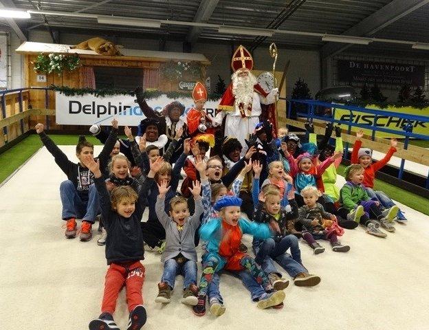 Sinterklaas feest bij Delphindoorski Ermelo!