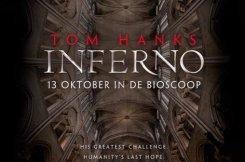 De film 'Inferno' bij Kok CinemaxX in Harderwijk