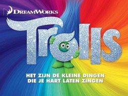 De film 'Trolls' bij Kok CinemaxX in Harderwijk