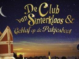 De film 'De Club van Sinterklaas & Geblaf op de Pakjesboot' bij Kok CinemaxX in Harderwijk
