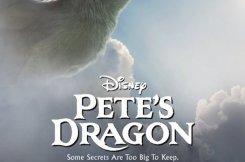 De film 'Pete's Dragon'  bij Kok CinemaxX in Harderwijk