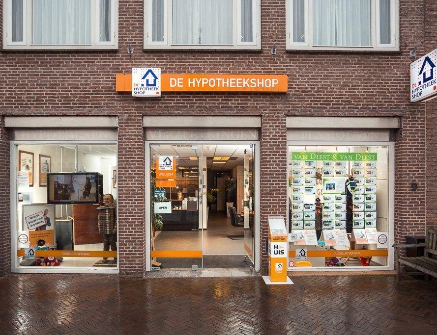 €50,- actie van de Hypotheekshop Harderwijk