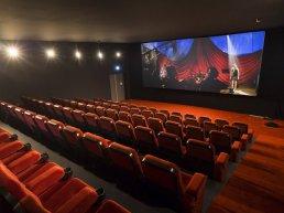 De film 'Dr. Strange 3D' bij Kok CinemaxX in Harderwijk