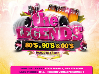 The Legends in Harders Plaza Harderwijk