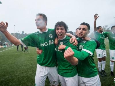 VVOG wint Veluwse derby van DVS '33