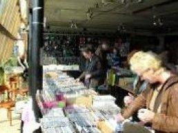 Platen en cd beurs in Muziekpodium Estrado in Harderwijk