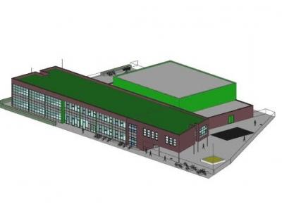 Inloop uitbreiding schoolgebouw Biezenplein in Drielanden-West