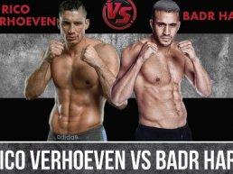 Rico Verhoeven vs. Badr Hari