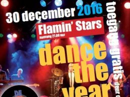 Flamin' Stars Dance the night away in Estrado