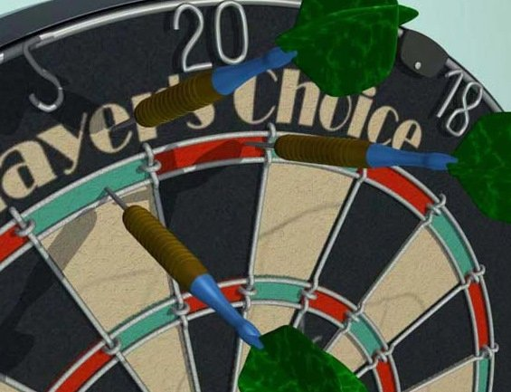 Uitslagen bedrijven dartcompetitie: Mikado Darts & Trophy s verliezen van J H D