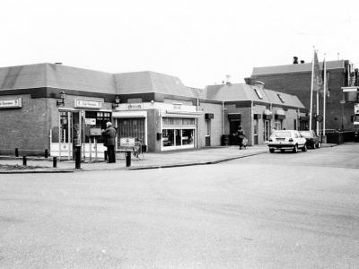 Herinner je je Harderwijk: oude foto van Winkelcentrum Stadsweiden uit 1998