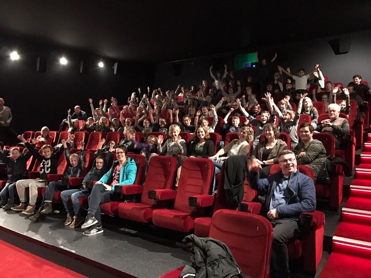 Voorpremière Storm bij Kok CinemaxX