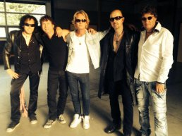 Estrado goes undercover: The Ultimate Bon Jovi Tribute Band