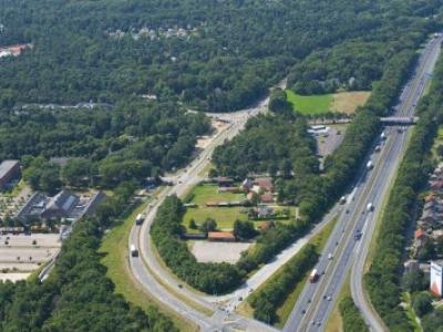 Kans groot op crematorium tussen bollenrotonde en snelweg