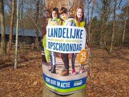 Lionsclub helpt Scouting Harderwijk (video)