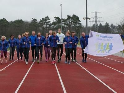 Harderwijk ontvangt 3500 hardlopers en wandelaars