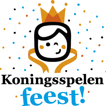Feestelijke Koningsspelen op vrijdag 21 april met thema FEEST