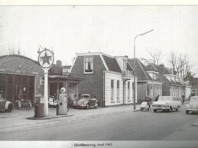 Herinner je je Harderwijk: oude foto van de Hierdenseweg rond 1965