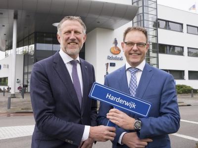 Rabobank blijft dichtbij met Martijn Stoffelsen als nieuwe kantoordirecteur in Harderwijk