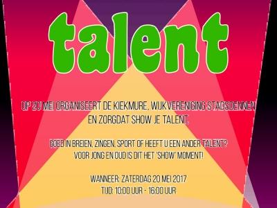 """Show je Talent"" Harderwijk"
