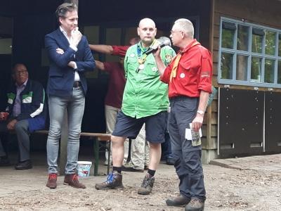 Scouting Harderwijk wil nieuwe accommodaties bouwen