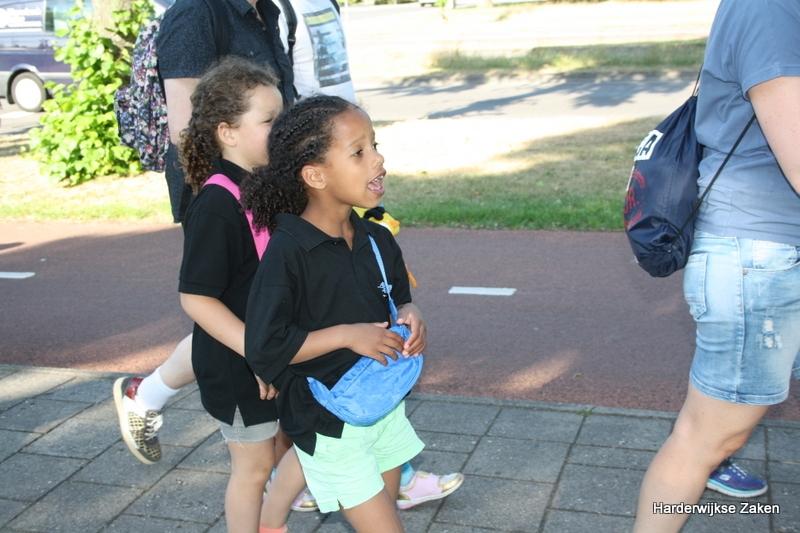 Avondvierdaagse woensdag 31 mei 2017: 5 KM 1