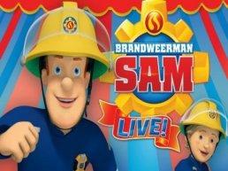 Brandweerman Sam (2+) Brandweerman Sam redt het Circus