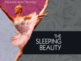Sleeping Beauty Door Royal Moscow Ballet