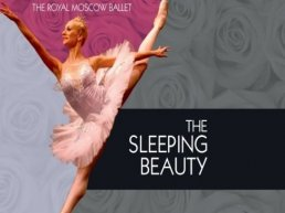 Sleeping Beauty Door Royal Moscow Ballet