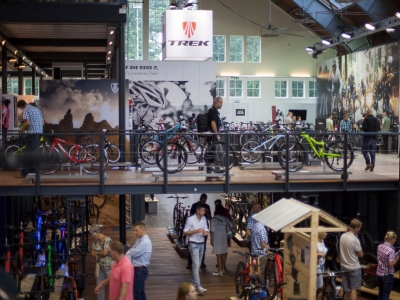 Trek World Consumentendag (video)