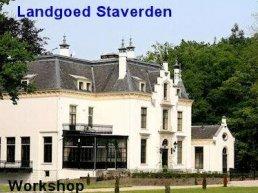 Ouder-kind workout op Landgoed Staverden